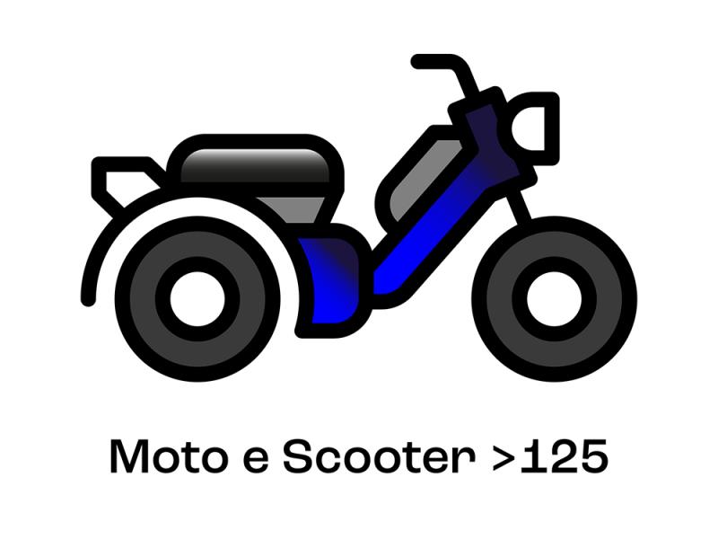 Moto e Scooter >125